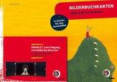 Bilderbuchkarten »Rosi in der Geisterbahn« von Philip Waechter