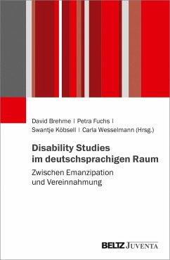 Disability Studies im deutschsprachigen Raum
