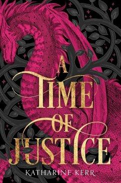 Time of Justice - Kerr, Katharine