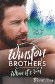 When it's real / Winston Brothers Bd.7 (eBook, ePUB)