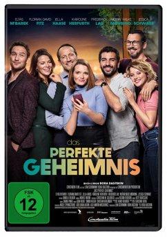 Das perfekte Geheimnis (DVD) - Elyas M'Barek,Florian David Fitz,Jella Haase