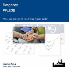Ratgeber Pflege (MP3-Download) - audiotipp