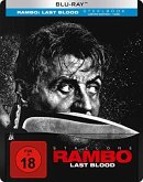 Rambo: Last Blood Limited Steelbook
