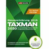 TAXMAN 2020 für Selbstständige (für Steuerjahr 2019) (Download für Windows)