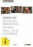 Jacques Tati/Arthaus Close-Up DVD-Box
