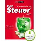 QuickSteuer 2020 (für Steuerjahr 2019) (Download für Windows)