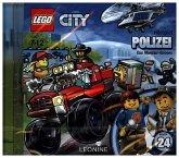 LEGO City: Polizei, 1 Audio-CD
