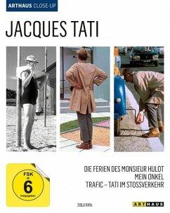 Jacques Tati/Arthaus Close-Up BLU-RAY Box - Diverse