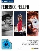 Federico Fellini/Arthaus Close-Up/Blu-Ray BLU-RAY Box