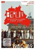 Berlin - Schicksalsjahre einer Stadt - Staffel 3 (1980-1989) DVD-Box
