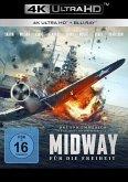 Midway - Für die Freiheit - 2 Disc Bluray
