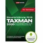TAXMAN 2020 für Vermieter (für Steuerjahr 2019) (Download für Windows)