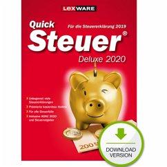 QuickSteuer 2020 Deluxe (für Steuerjahr 2019) (Download für Windows)