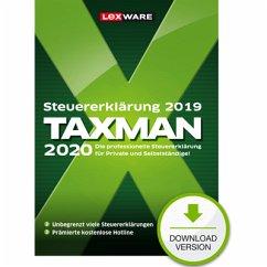 TAXMAN 2020 (für Steuerjahr 2019) (Download für Windows)