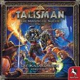 Talisman - Die Magische Suche, 4. Edition - Die Katakomben (Spiel-Zubehör)