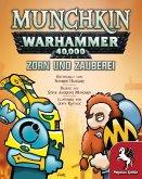 Munchkin Warhammer 40.000: Zorn und Zauberei (Spiel-Zubehör)