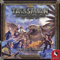 Talisman - Die Magische Suche, 4. Edition - Das Hochland (Spiel-Zubehör)