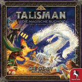 Talisman - Die Magische Suche, 4. Edition - Die Stadt (Spiel-Zubehör)
