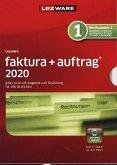 Lexware faktura+auftrag 2020, CD-ROM