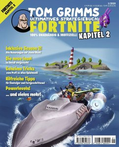 Tom Grimms ultimatives Strategiebuch: Fortnite Kapitel 2 - Grimm, Tom
