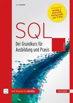 SQL (eBook, ePUB) - Adams, Ralf