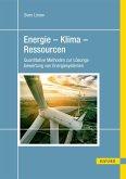 Energie - Klima - Ressourcen (eBook, PDF)