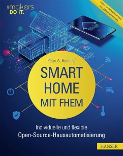 Smart Home mit FHEM (eBook, ePUB) - Henning, Peter A.