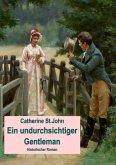 Ein undurchsichtiger Gentleman. (eBook, ePUB)