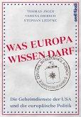 Was Europa wissen darf (eBook, ePUB)