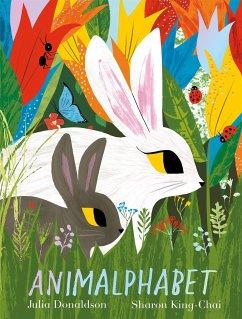 Animalphabet - Donaldson, Julia