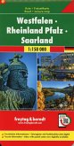 Westfalen - Rheinland Pfalz - Saarland, Autokarte 1:150.000, Blatt 6