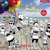 Gregs Kalender 2021
