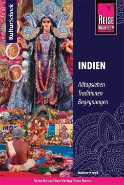 Reise Know-How KulturSchock Indien - Krack, Rainer