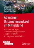 Abenteuer Unternehmenskauf im Mittelstand (eBook, PDF)
