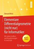 Elementare Differentialgeometrie (nicht nur) für Informatiker (eBook, PDF)