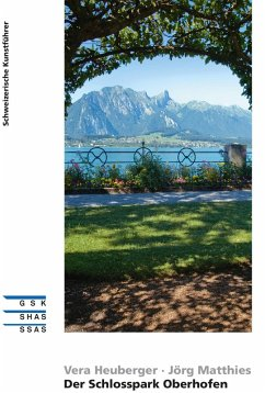 Der Schlosspark Oberhofen (eBook, ePUB) - Heuberger, Vera; Matthies, Jörg