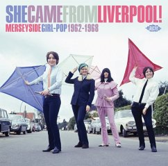 She Came From Liverpool!-Girl Pop 1962-1968 - Diverse