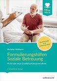 Formulierungshilfen Soziale Betreuung (eBook, PDF)