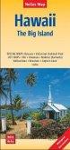 Nelles Map Landkarte Hawaii: The Big Island Hawaii: Grande Île Hawái: La Gran Isla