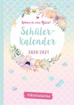 Spring in eine Pfütze! Schülerkalender 2020/2021 - ViktoriaSarina