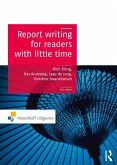 Report Writing for Readers with Little Time (eBook, ePUB)