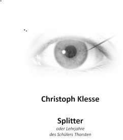 Splitter (eBook, ePUB) - Klesse, Christoph