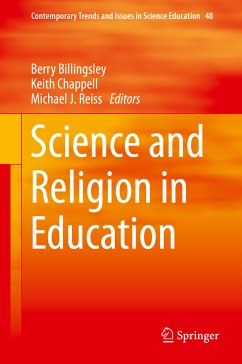 Science and Religion in Education (eBook, PDF)