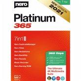 Nero Platinum 365 2021 – 1 PC / 1 Jahr (Download für Windows)