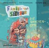 Die Ganoven-Omi / Familie von Stibitz Bd.2 (1 Audio-CD)