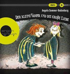 Der kleine Vampir und die große Liebe / Der kleine Vampir Bd.5 (1 MP3-CD) - Sommer-Bodenburg, Angela