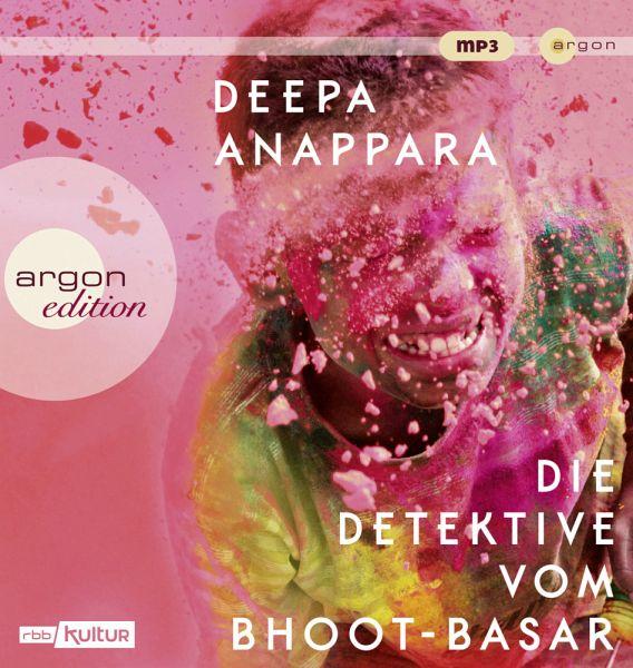 Die Detektive vom Bhoot-Basar, 2 MP3-CD