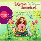 Ein Hase fällt nicht auf die Nase / Liliane Susewind ab 6 Jahre Bd.11 (1 Audio-CD)
