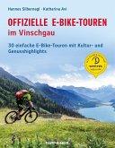 Offizielle E-Bike-Touren im Vinschgau