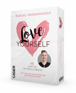 Kartenset Love Yourself - Voggenhuber, Pascal